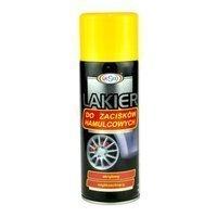 Akrylowy lakier do zacisków i bębnów hamulcowych - Żółty spray 400ml