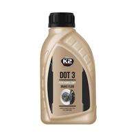 K2 DOT-3 płyn do układu hamulcowego DOT3 500g