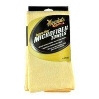 Meguiars Supreme Shine Microfiber duża mikrofibra do czyszczenia i polerowania 60x40cm 3szt