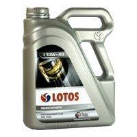Olej silnikowy Lotos Semisyntetic 10W/40 4L