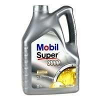 Olej silnikowy Mobil Super 3000 X1 5W/40 5L