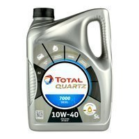 Olej silnikowy Total Quartz 7000 Diesel 10W/40 5L