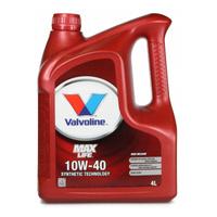Olej silnikowy Valvoline MaxLife 10W/40 4L