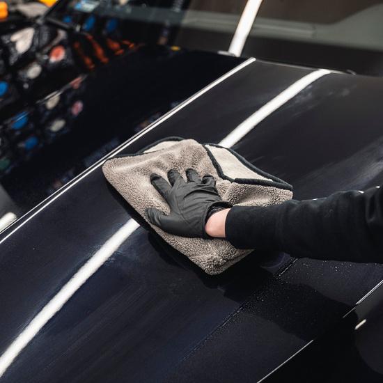 ADBL Mr. Gray Towel mikrofibra do polerowania i docierania 40x60 cm