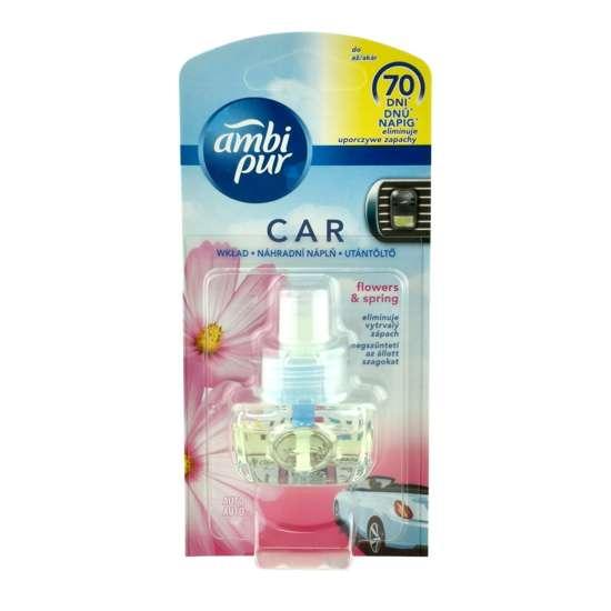 Ambi Pur Car zapach samochodowy Flowers & Spring - wkład wymienny
