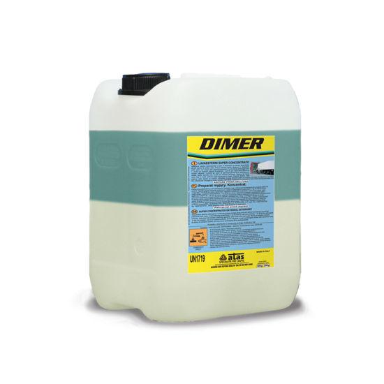 Atas Dimer - dwuskładnikowa piana aktywna do mycia 10kg