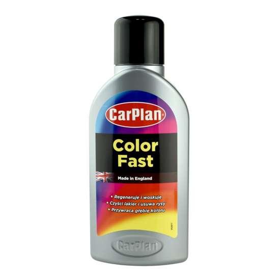 CarPlan T-CUT Color Fast - wosk koloryzujący Srebrny 500ml