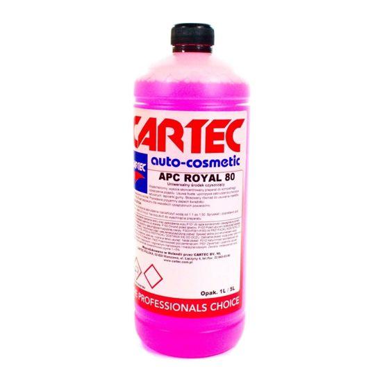 Cartec  APC  Royal 80 uniwersalny środek czyszczący 1L