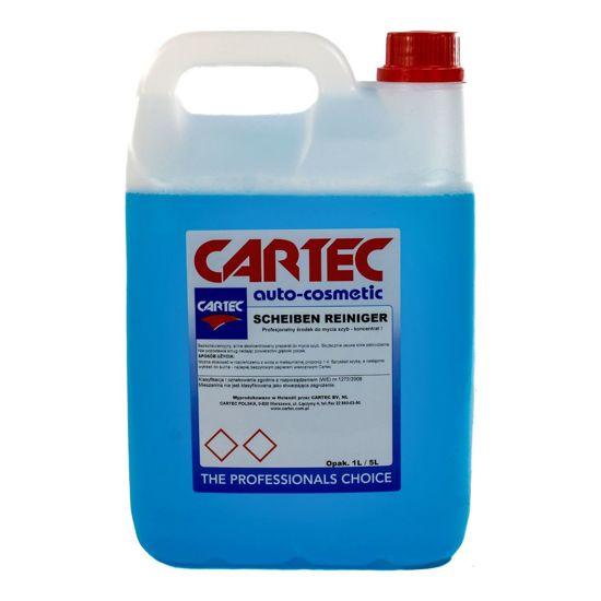 Cartec Scheiben Reiniger koncentrat płynu do mycia szyb 5L