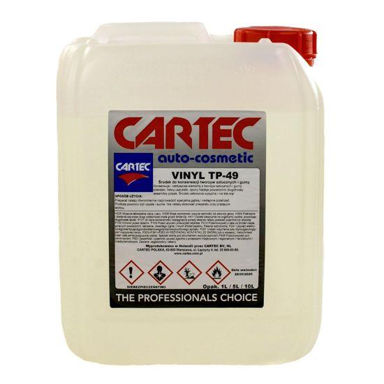 Cartec Vinyl TP-49 do tworzyw sztucznych i gumy op 5l