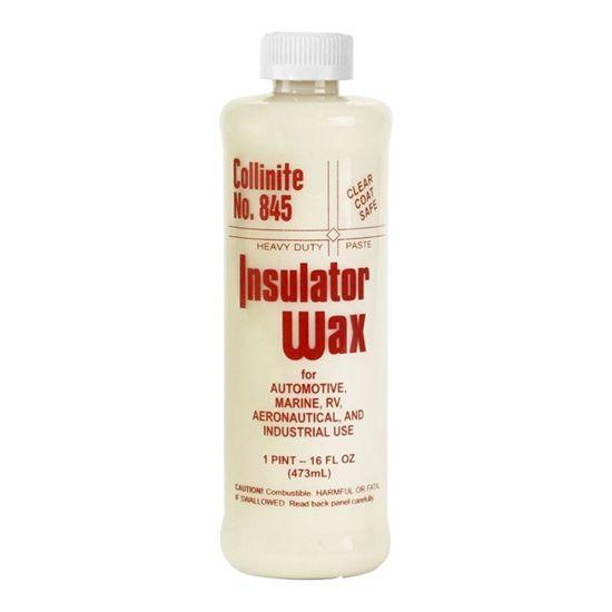 Collinite 845 Insulator Wax - uniwersalny wosk do każdej powierzchni 473ml