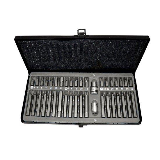 Corona zestaw kluczy wewnętrznych imbus, torx 40szt