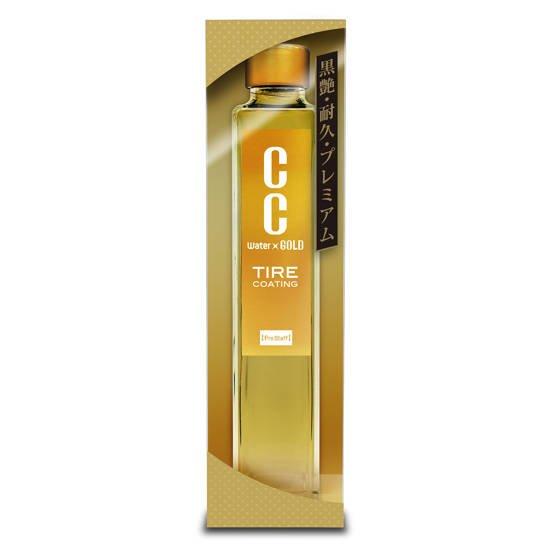 "Dressing do opon PROSTAFF Tire Gloss Coat ""CC Water Gold"""