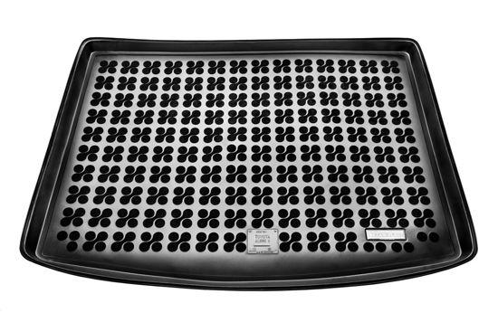 Dywanik wykładzina gumowa bagażnika do samochodu Toyota Auris Hatchback (2012-)