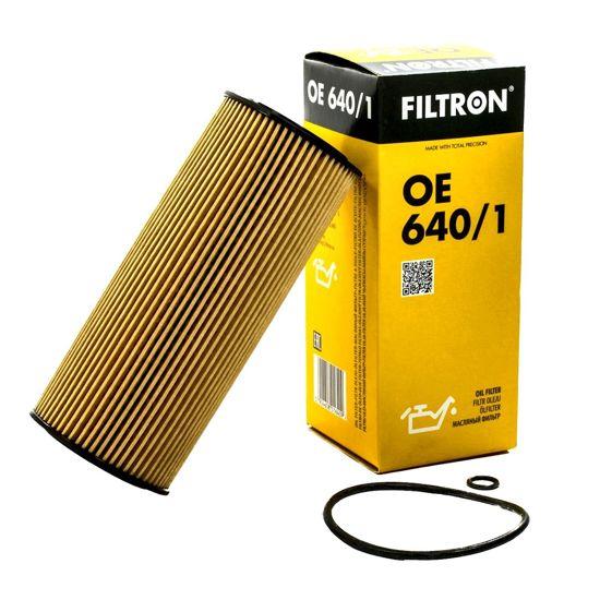 FILTRON filtr oleju OE640/1 - Audi, Skoda, VW Golf IV 1.9 SDI, TDI, A3