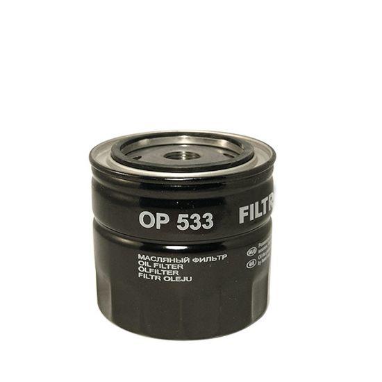 FILTRON filtr oleju OP533 - Ford Granada 2.0i, 2.3