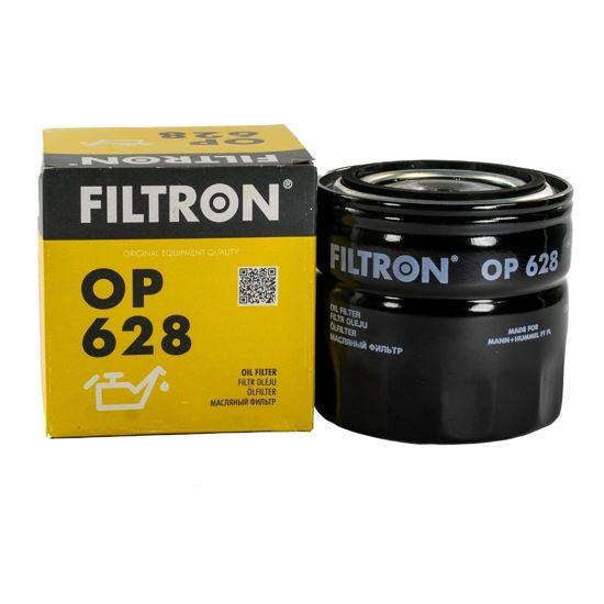 FILTRON filtr oleju OP628 - Ford Mondeo 1.6-2.0i 16V 96->, Chrysler Voyager  Pacifica 3