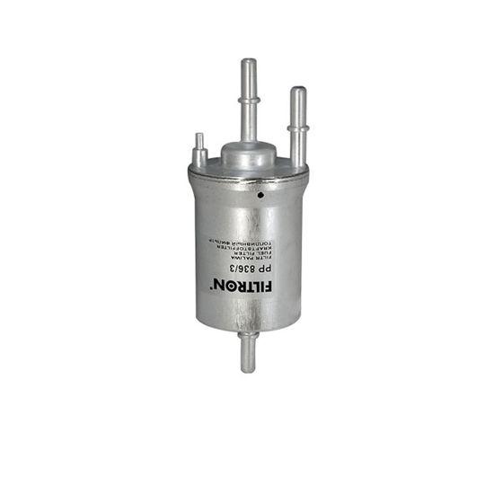 FILTRON filtr paliwa PP836/3 - VW Skoda Seat Audi A3 3.2 V6, 1.6i 16v, 1.2i 12v, 1.4i 16v, 1.8T 20v