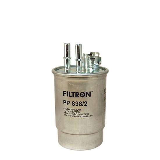 FILTRON filtr paliwa PP838/2 - Ford Focus 1.8TD z wyjściem na podgrzewacz