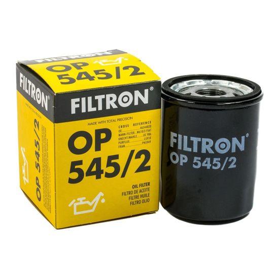 FILTRON fltr oleju OP545/2 - Fiat Punto 1.2i 16V 9/98->, 1,6i 6/99->