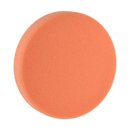 K2 Duraflex gąbka polerska pomarańczowa - średnio ścierna na rzep