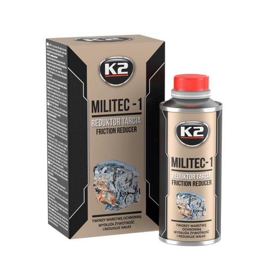 K2 Militec-1 dodatek do oleju - uszlachetniacz 250ml