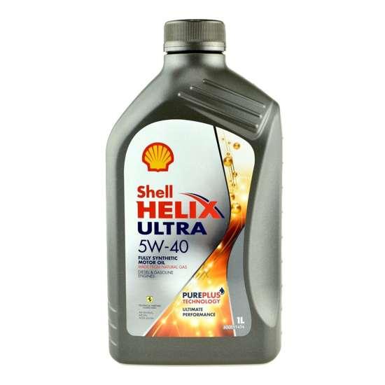 Olej silnikowy Shell Helix Ultra 5W/40 1L