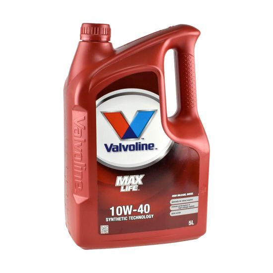 Olej silnikowy Valvoline MaxLife Diesel 10W/40 5L