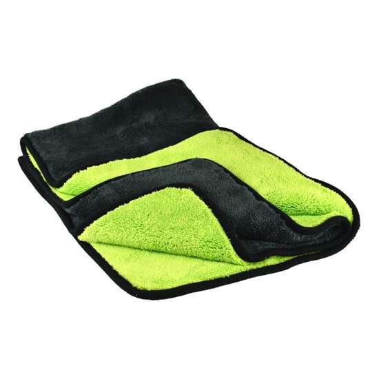 Ręcznik z mikrofibry Ultra Plush Green 60x90cm 900GSM