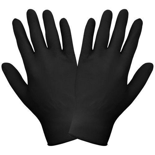 Rękawiczki nitrylowe Essenti Care Black - 2 szt