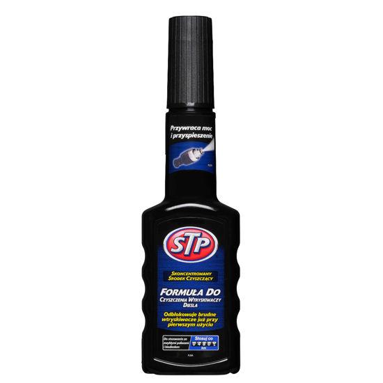 STP Formuła do czyszczenia wtryskiwaczy  w silnikach Diesla 200ml