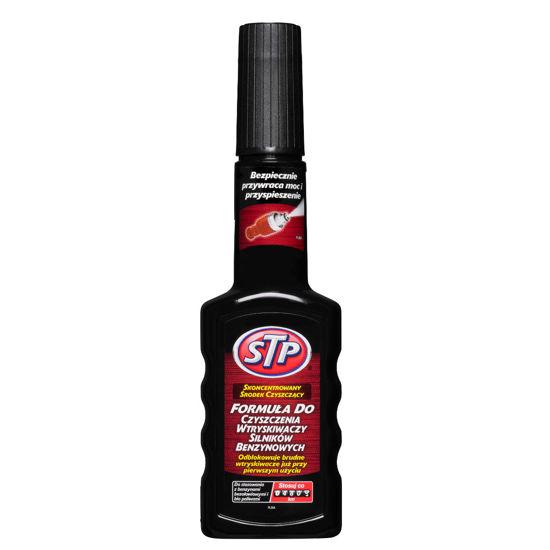 STP Formuła do czyszczenia wtryskiwaczy w silnikach benzynowych 200ml