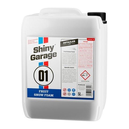 Shiny Garage Fruit Snow Foam Neutral piana aktywna 5L