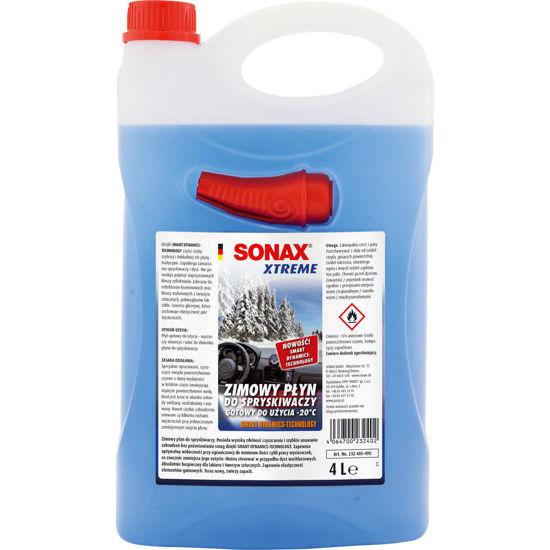 Sonax Xtreme zimowy płyn do spryskiwaczy -20°C 4L