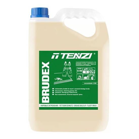 Tenzi Brudex płyn do usuwania tłustych osadów 5L