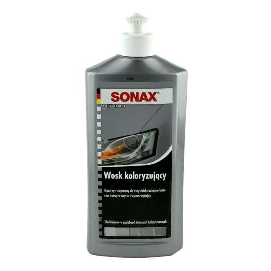 Wosk koloryzujący srebrny Sonax 500ml